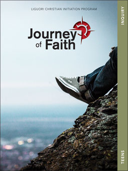 Journey of Faith for Teens RCIA (Liguori)